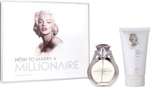 Set Marylin Monroe, parfumska voda 50ml + losjon za telo 150ml
