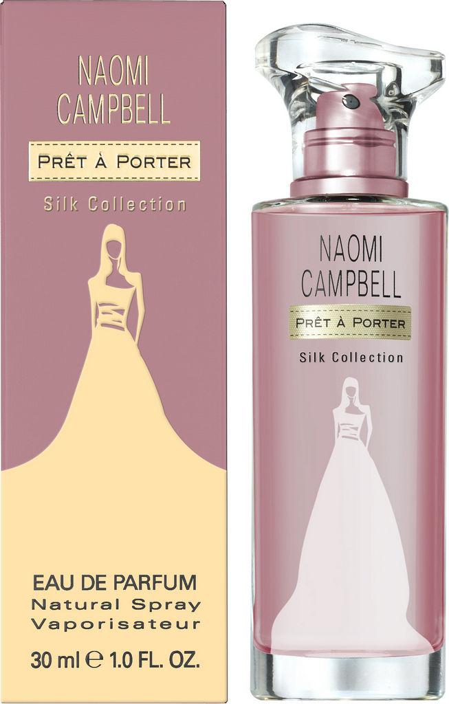 Parfumska voda Naomi Campbell, Pret a Porter, Silk Collection 3, ženska, 30ml