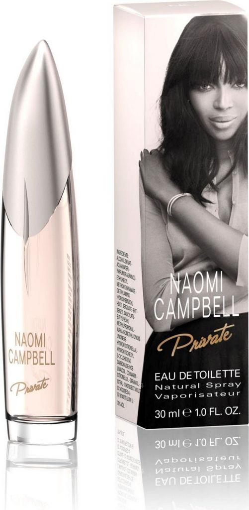 Toaletna voda Naomi Campbell,  Private, ženska, 30ml
