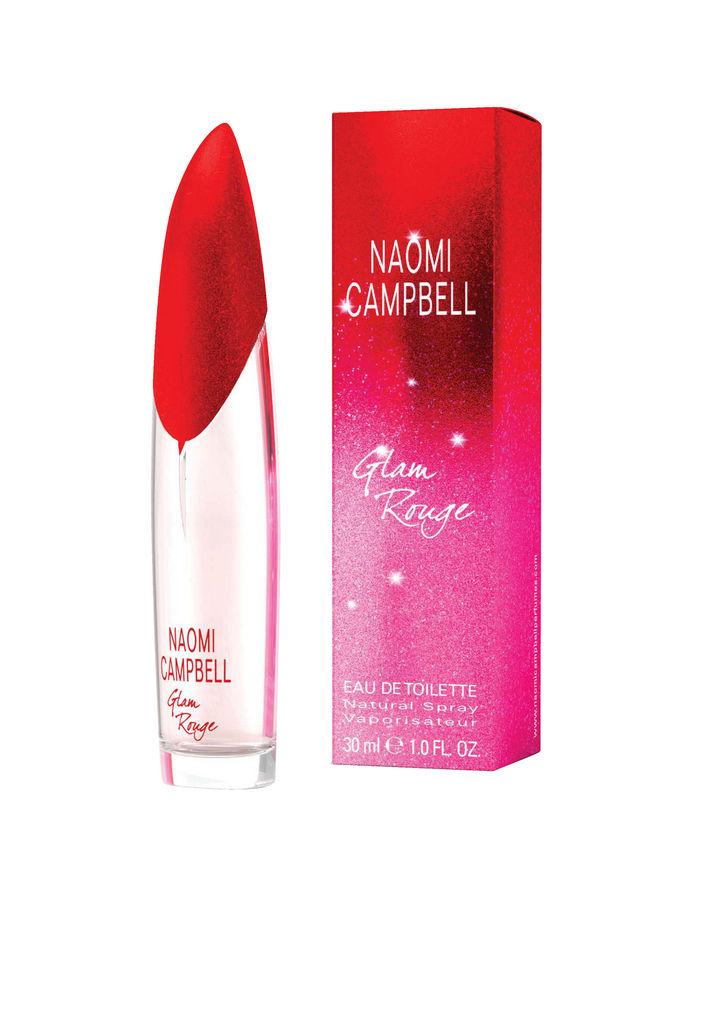 Toaletna voda Naomi Campbell, Glam Rouge, ženska, 30ml