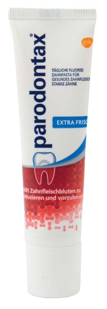 Zobna pasta Paradontax, Extra fresh mini pakiranje, 20ml