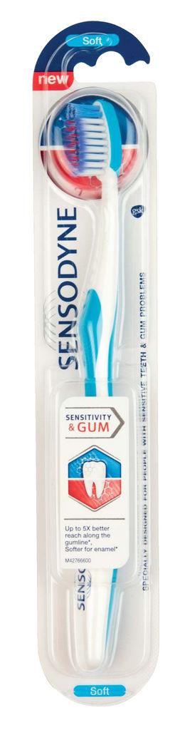 Zobna ščetka Sensodyne, S&G soft