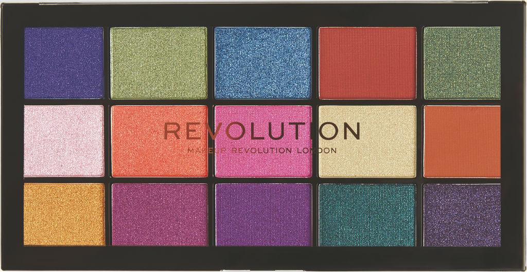 Senčila Revolution, paleta, Reloaded pass.f.col