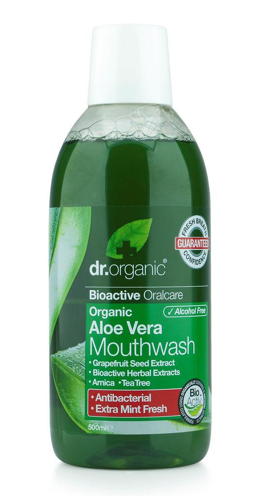 Ustna voda Aloe vera, 500ml