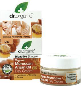 Krema za obraz dr. Organic z arganovim oljem dnevna, 50ml