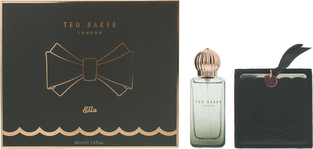 Darilni set Ted Baker Take a Bow Ella, ženski, dišava in ogledalce