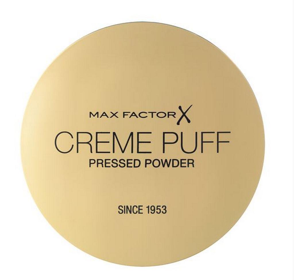 Puder Max Factor v kamnu, Creme Puff, deep beige 42