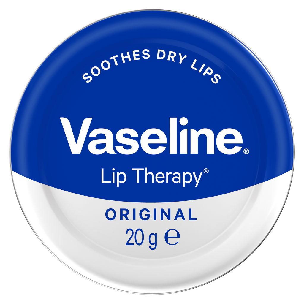 Vazelin Lip Balm, original, 20 g