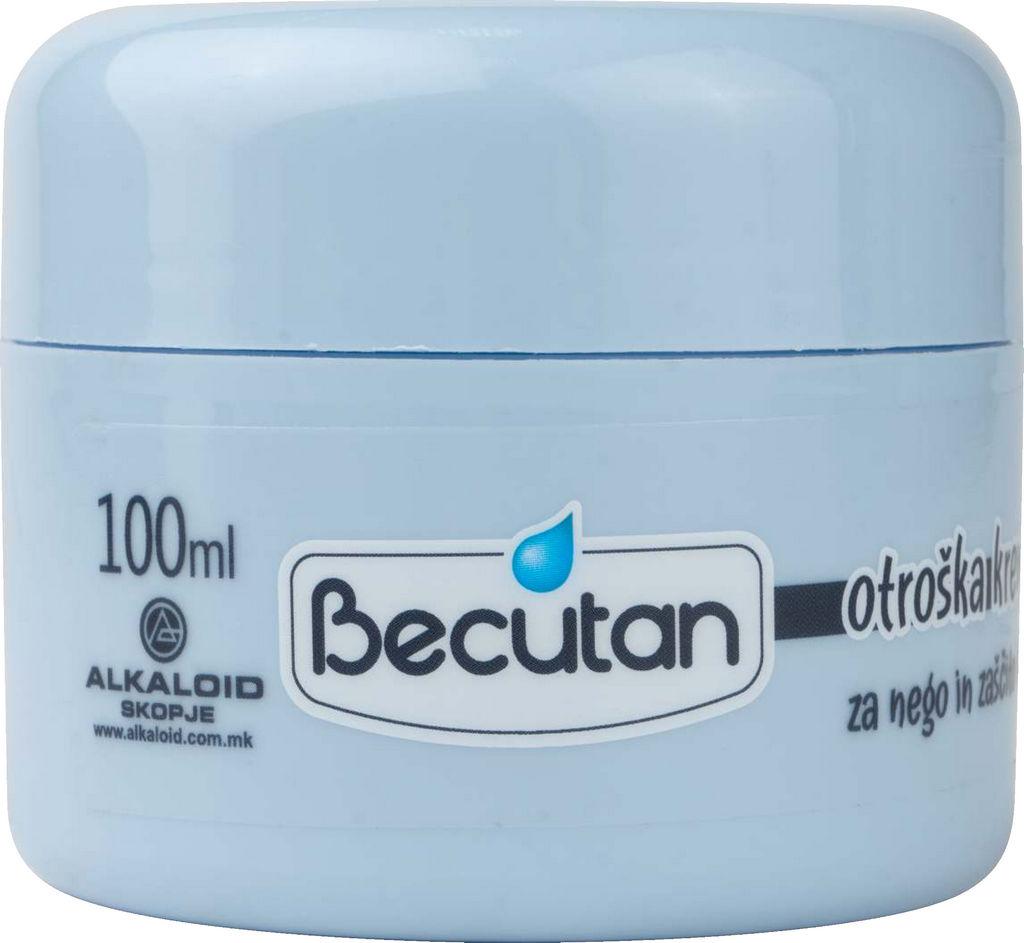 Krema Becutan, otroška, 100ml