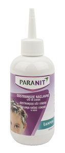 Šampon Paranit, odstranjevanje uši in gnid