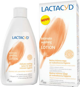Losjon Lactacyd, intimna nega, 200 ml