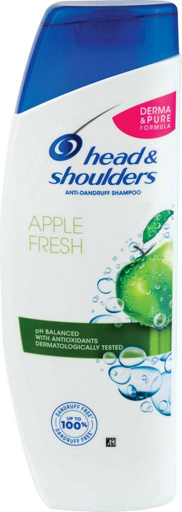 Šampon H&S, apple fresh, 400ml
