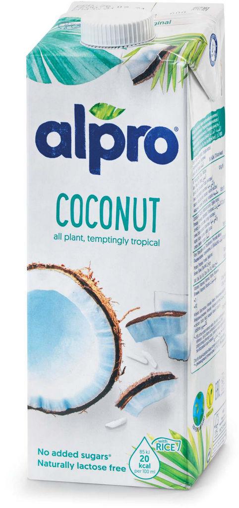 Kokosov napitek z rižem, Alpro, 1l