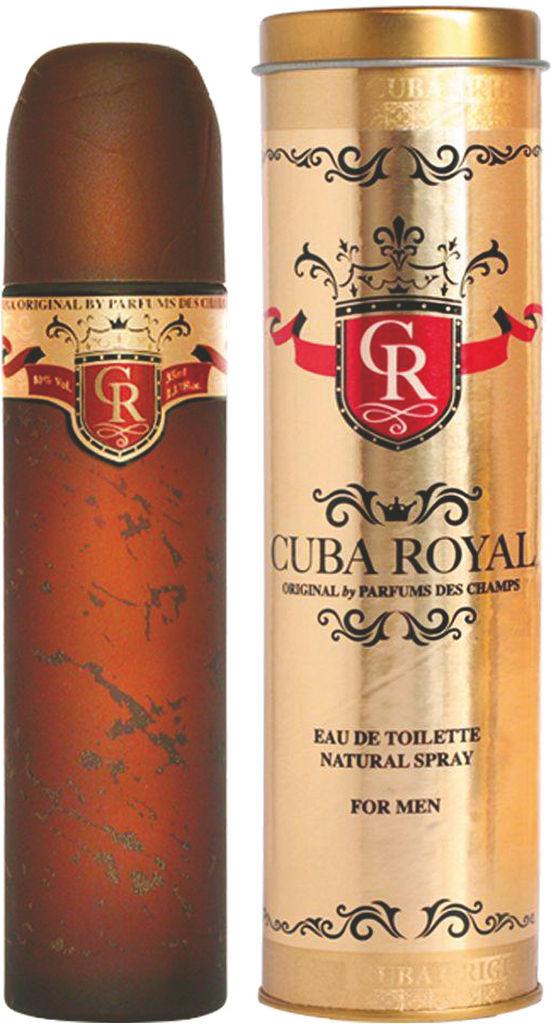 Toaletna voda Cuba, Royal, 100ml
