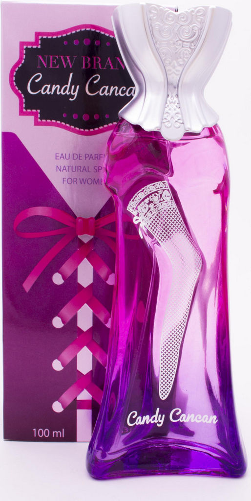 Parfumska voda New brand Candy Cancan, ženska, 100ml