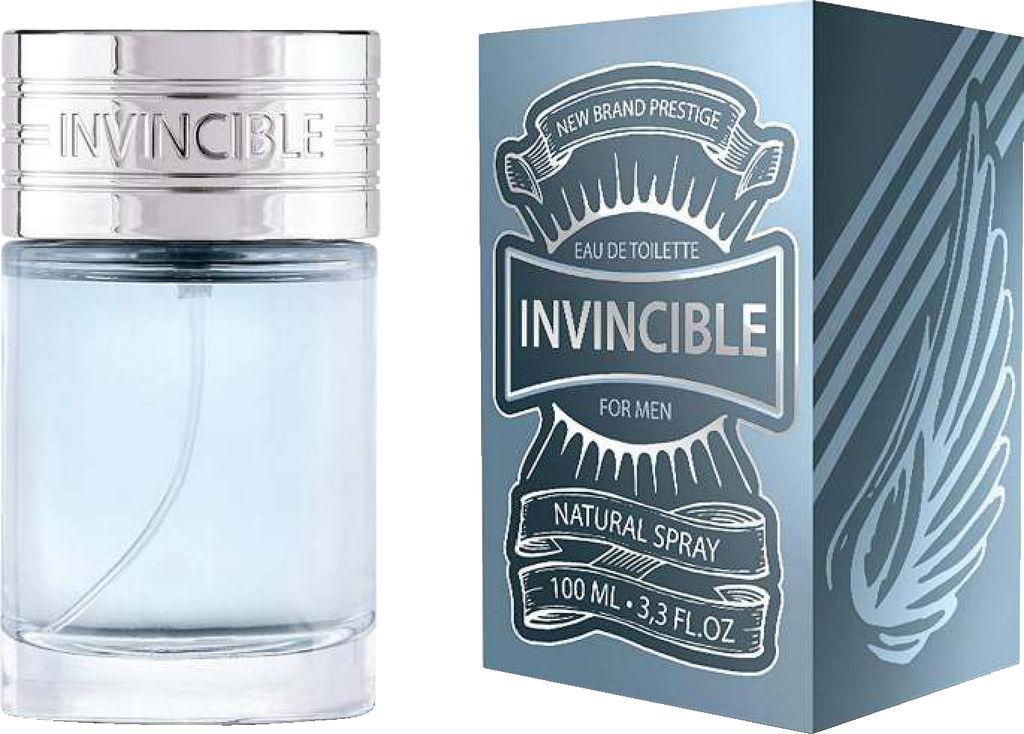 Toaletna voda New Brand Invincible, moška, 100ml