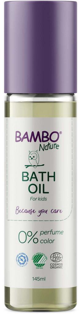 Kopel oljna Bambo Nature, 145ml