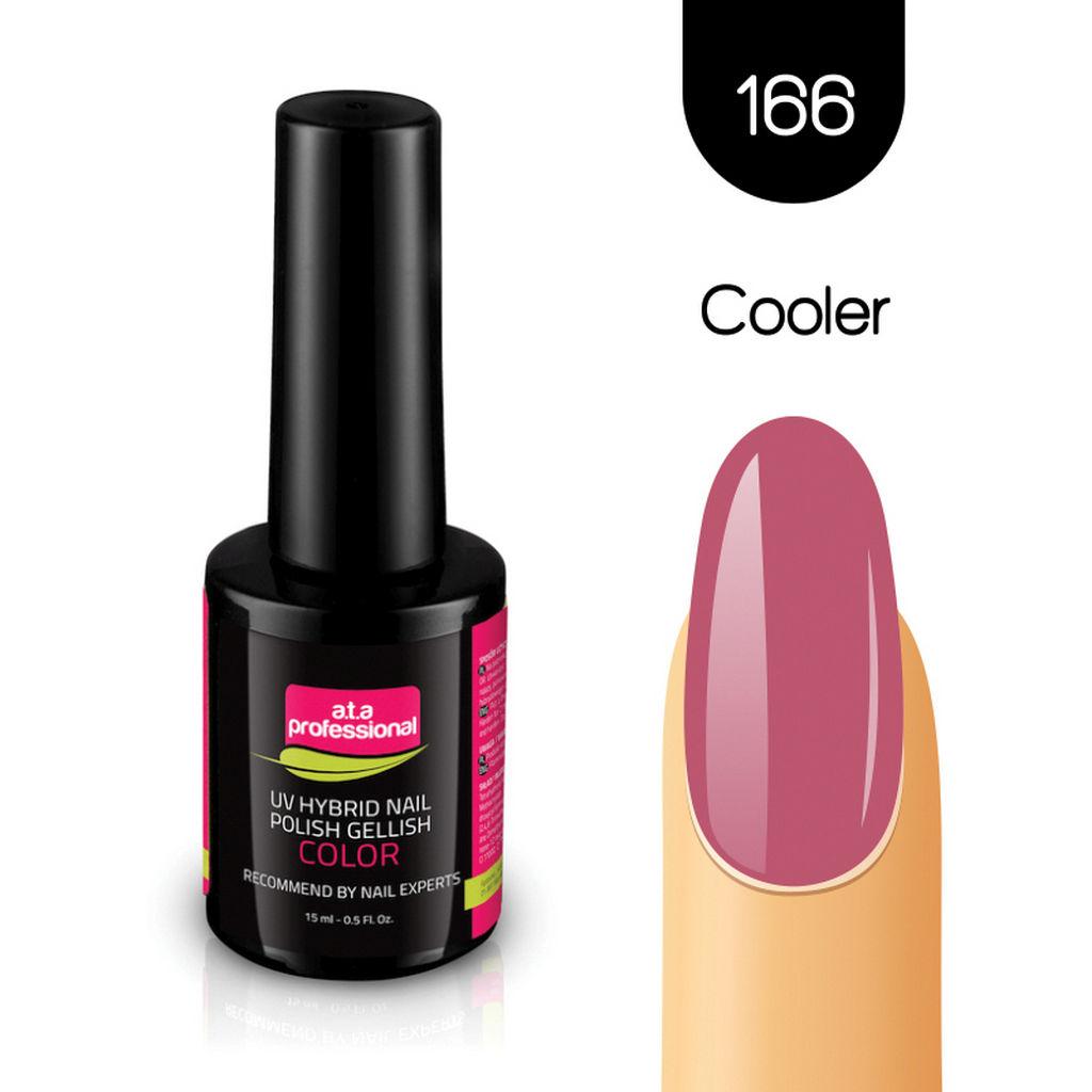 Gel lak za nohte Fantoma, UV/LED, št.166 Cooler