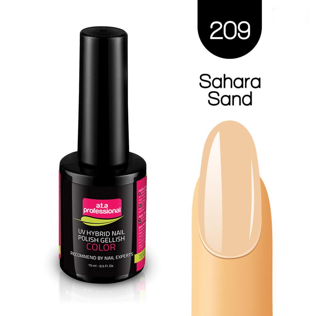 Gel lak za nohte Fantoma, UV/LED št.209 Sahara sand
