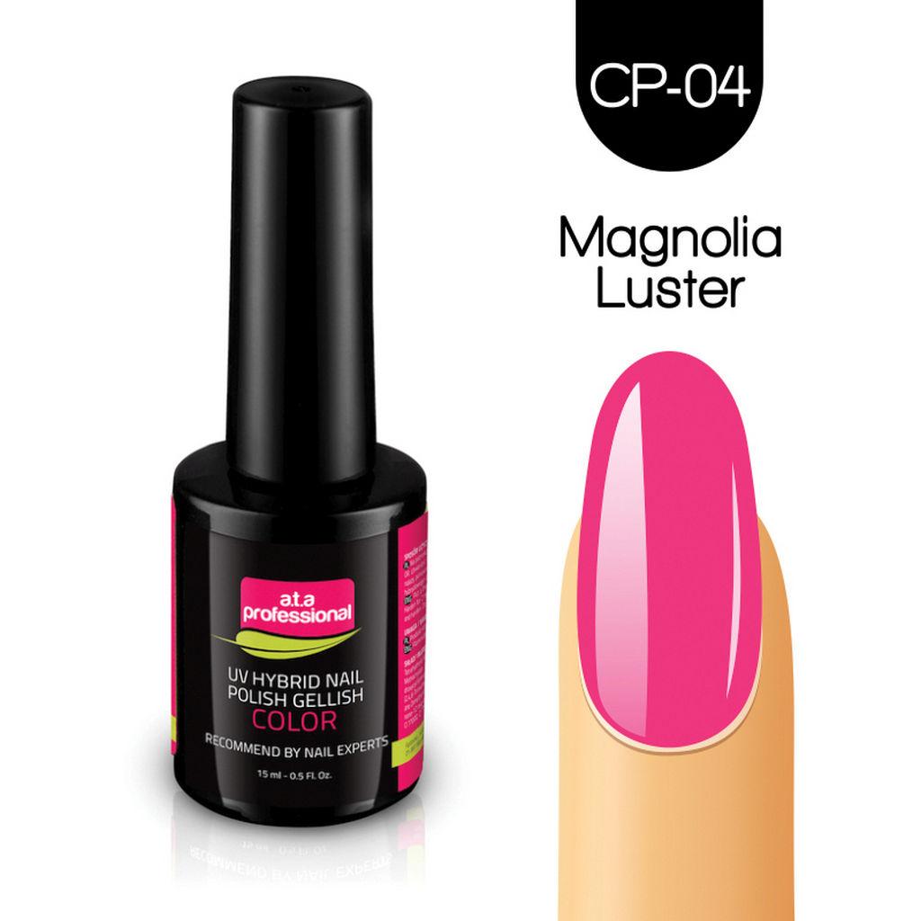 Gel lak za nohte Fantoma, UV/LED št.CP04 Magnolija