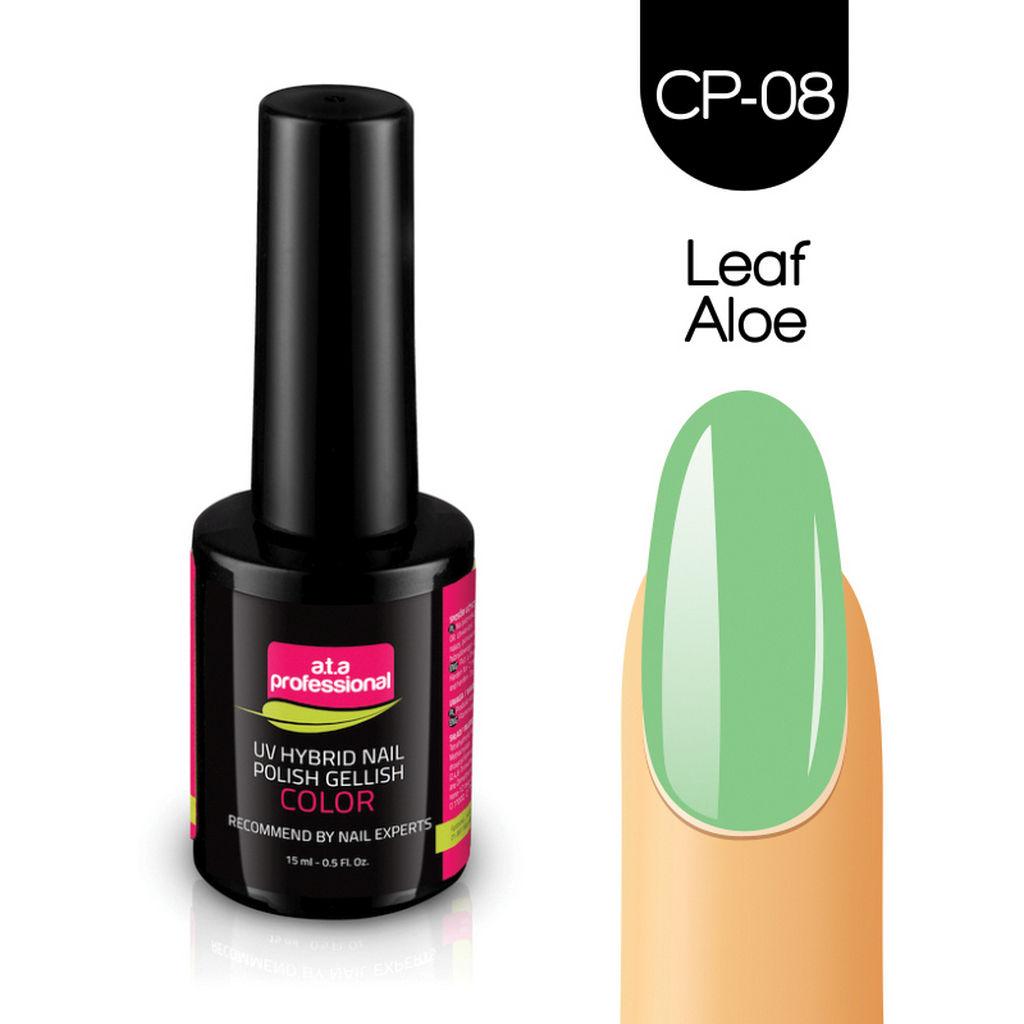 Gel lak za nohte Fantoma, UV/LED št.CP08 Aloe