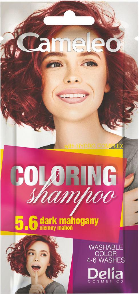 Šampon Cameleo, barvni, dark mahagoni 5.6
