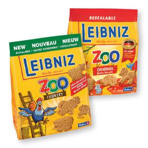 Keksi ZOO, Leibniz, 100g