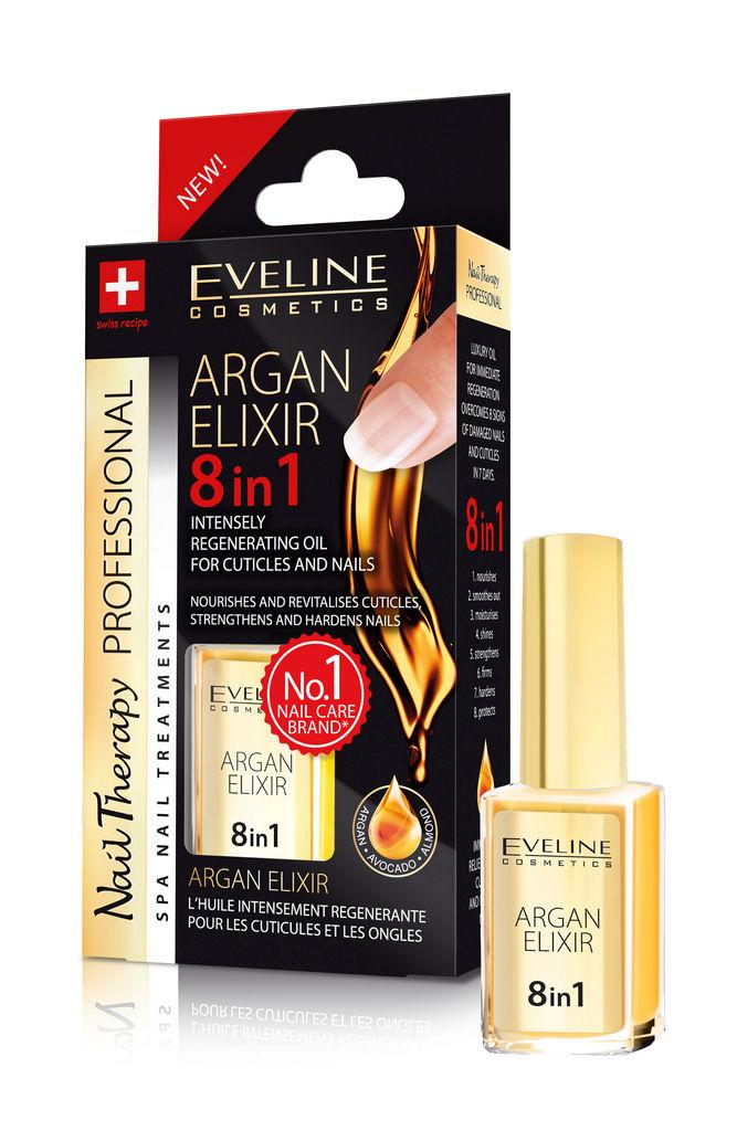Olje Eveline, obnovitveno za nohte in obn.kož