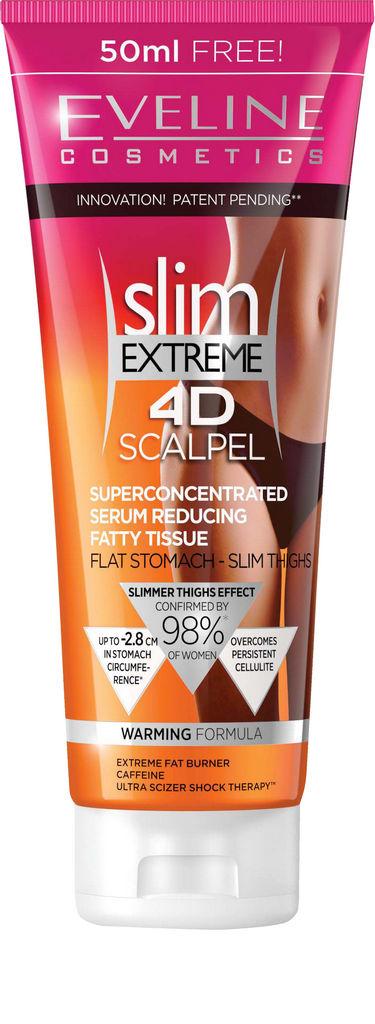 Serum Eveline, Slim extreme 4D Scalpel, 250 ml