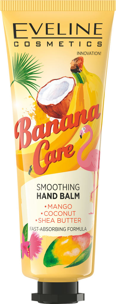 Balzam za roke Eveline, Banana Care, 50 ml