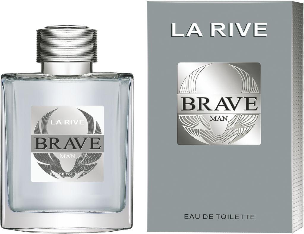 Toaletna voda La Rive, Brave, moška, 100ml