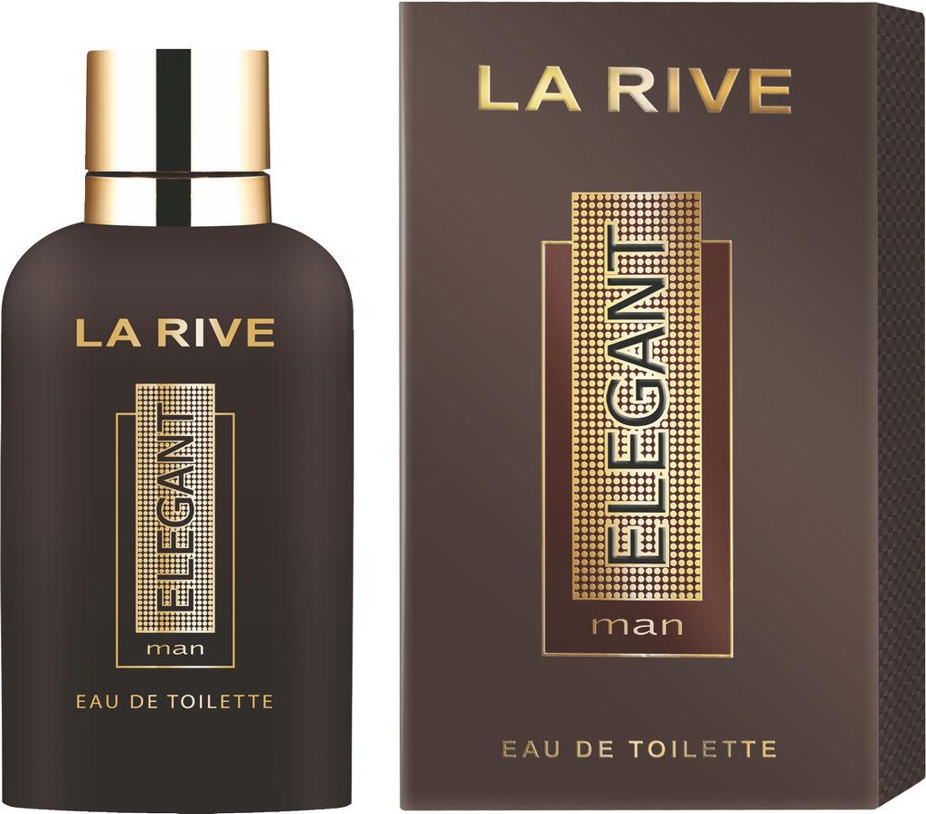 Toaletna voda La Rive, Elegant man, 90ml