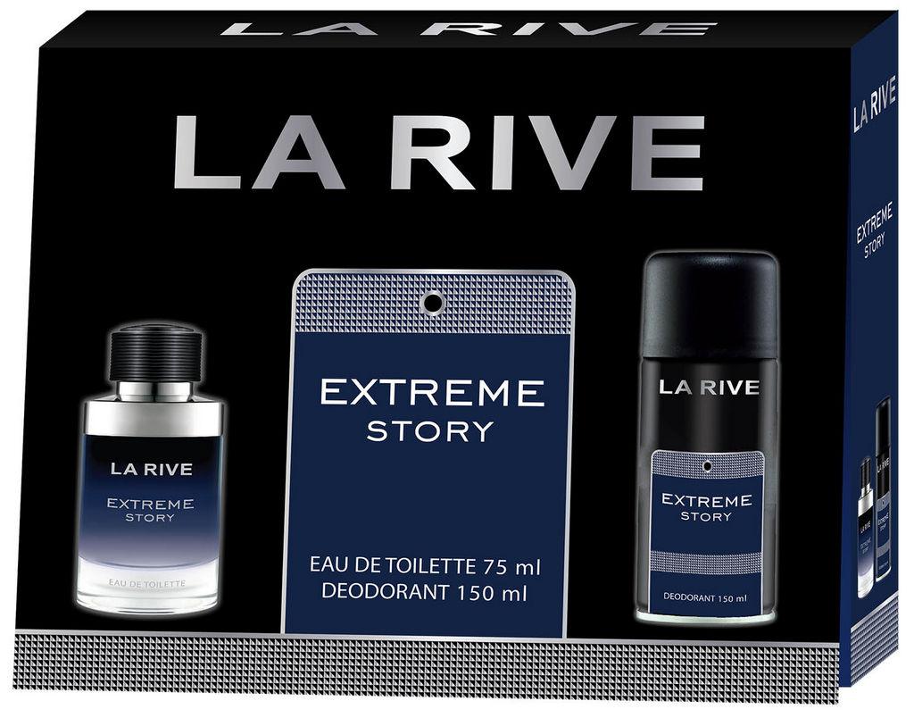 Darilni set La Rive, moš., Extreme story
