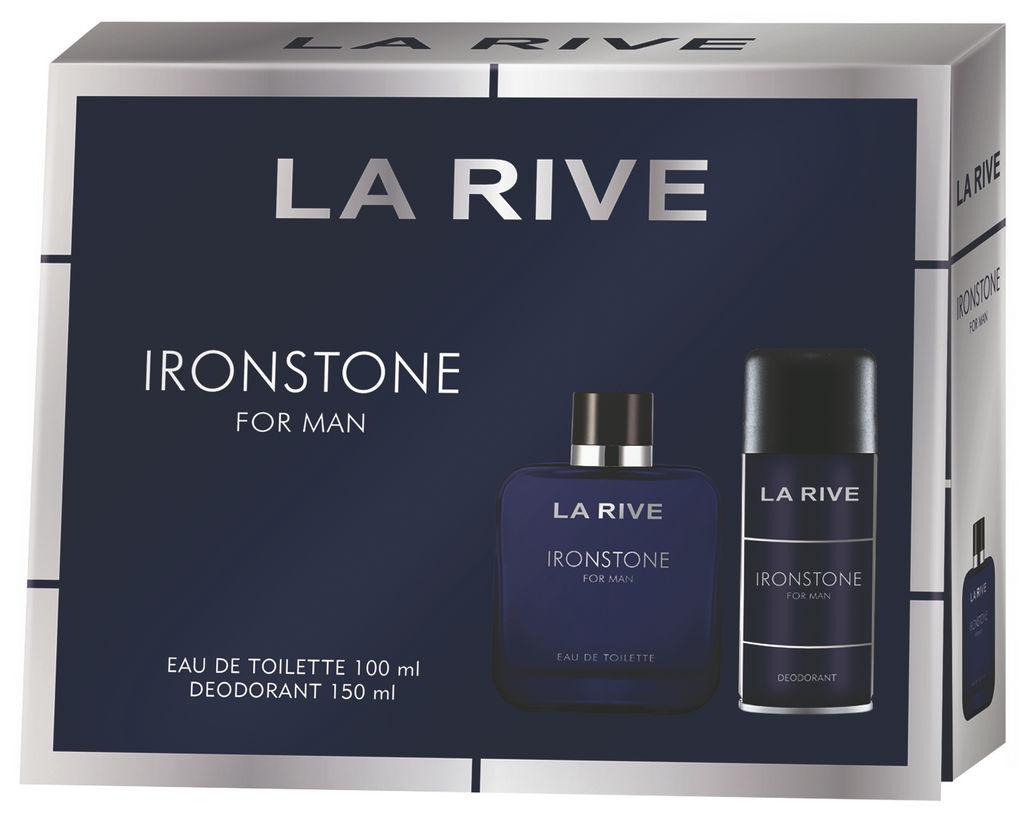 Darilni set La Rive, moški, Ironstone