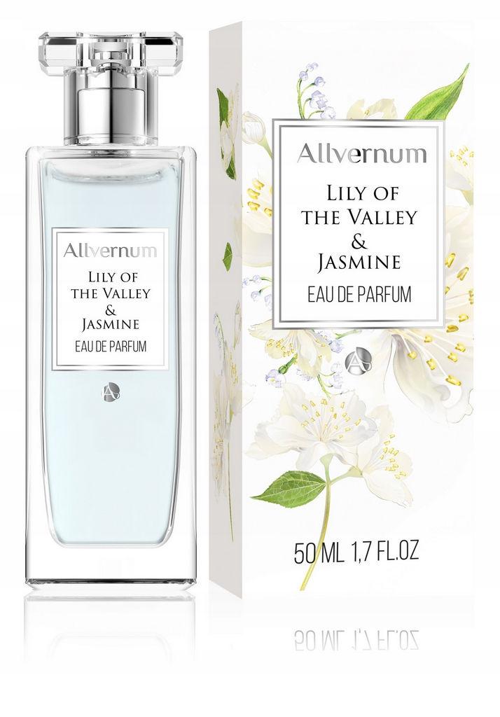 Parf.voda Allvernum, Lilly of the Valley&Jasmine, 50ml