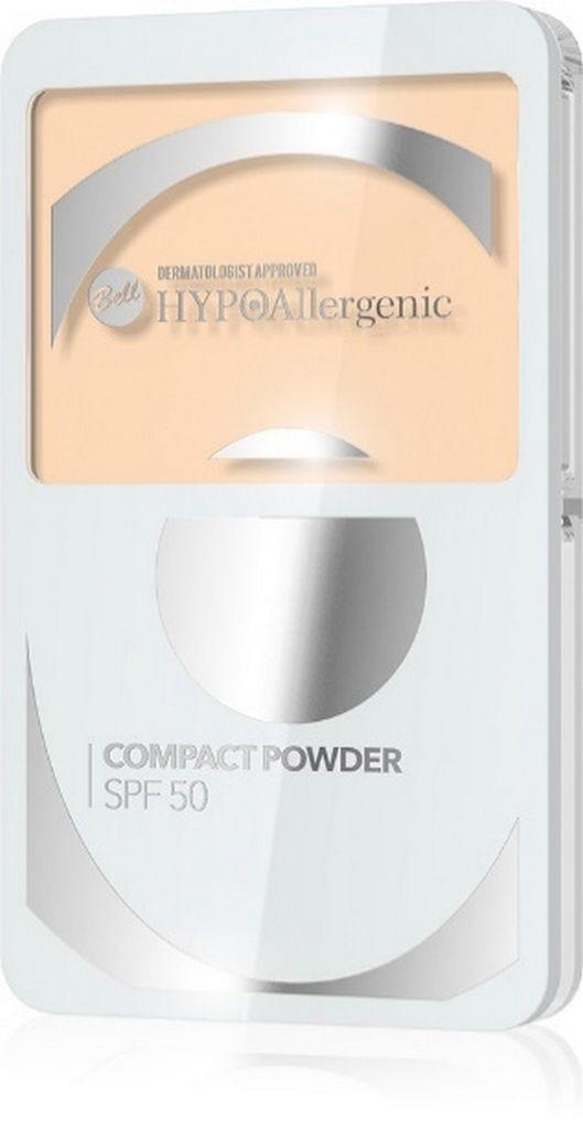 Puder Bell, hipoalergenski kompaktni SPF 50 št.3