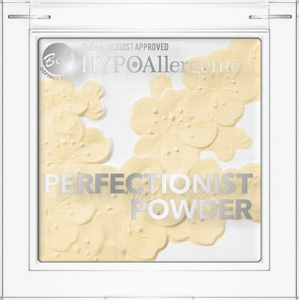 Puder Bell hypoallergenic, Perfekcionist 01