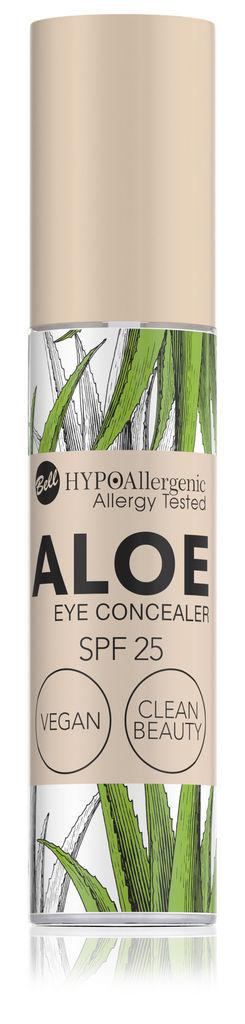Korektor Bell, Hypoallergenic za oči, SPF 25, št. 01