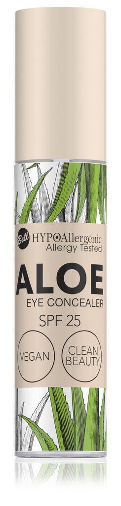 Korektor Bell, Hypoallergenic za oči, SPF 25, št. 02