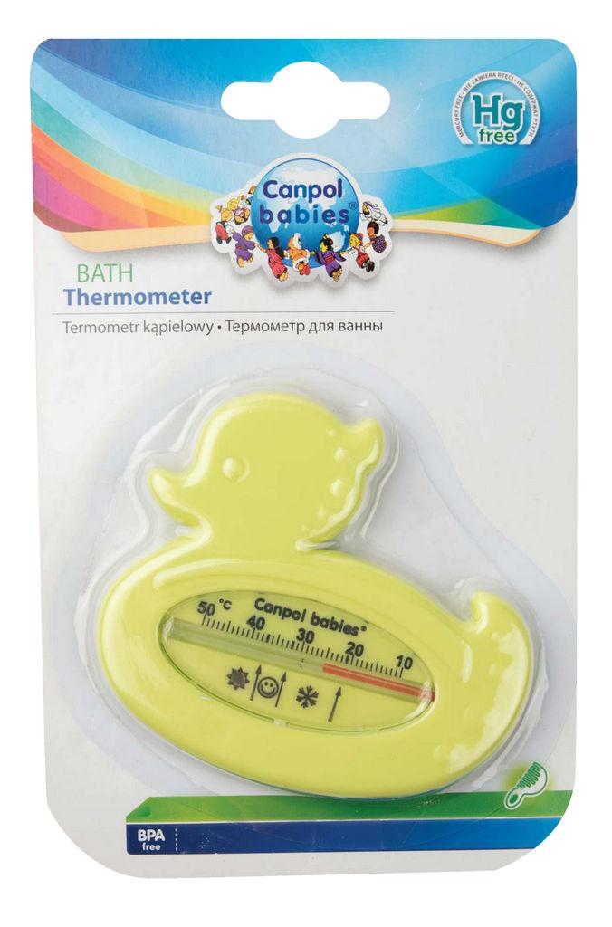 Termometer za vodo, račka