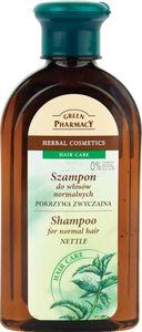 Šampon za lase Green Pharmacy,  kopriva, normalni lasje, 350ml