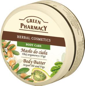 Maslo za telo Green Pharmacy, Argan, 200 ml