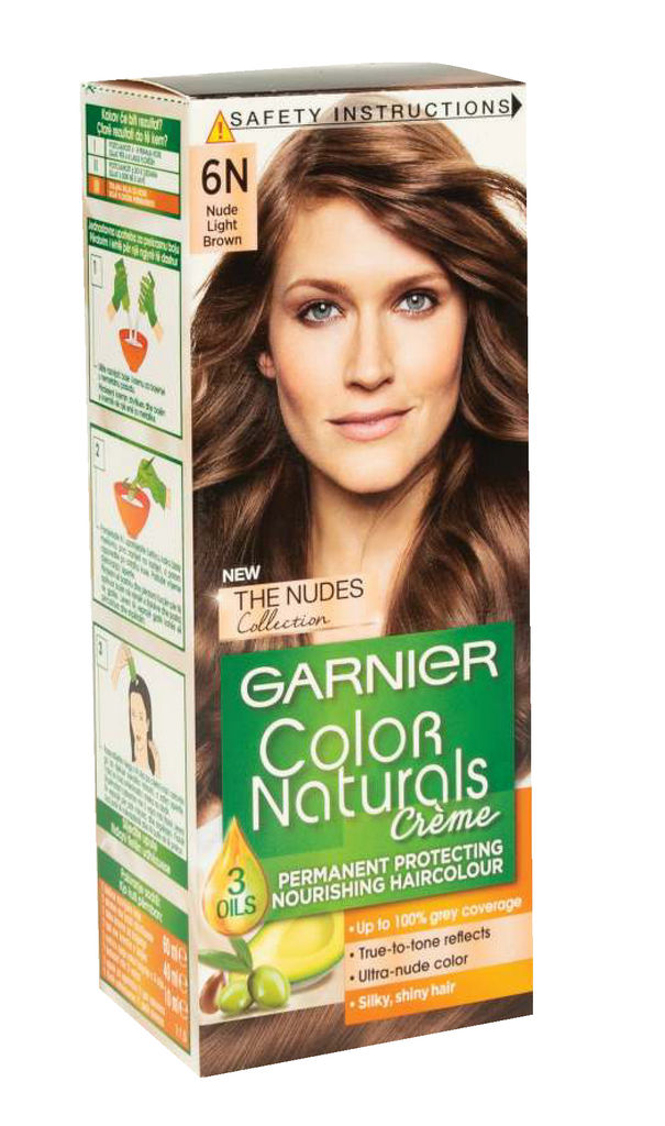 Barva Color naturals, nude light 6N