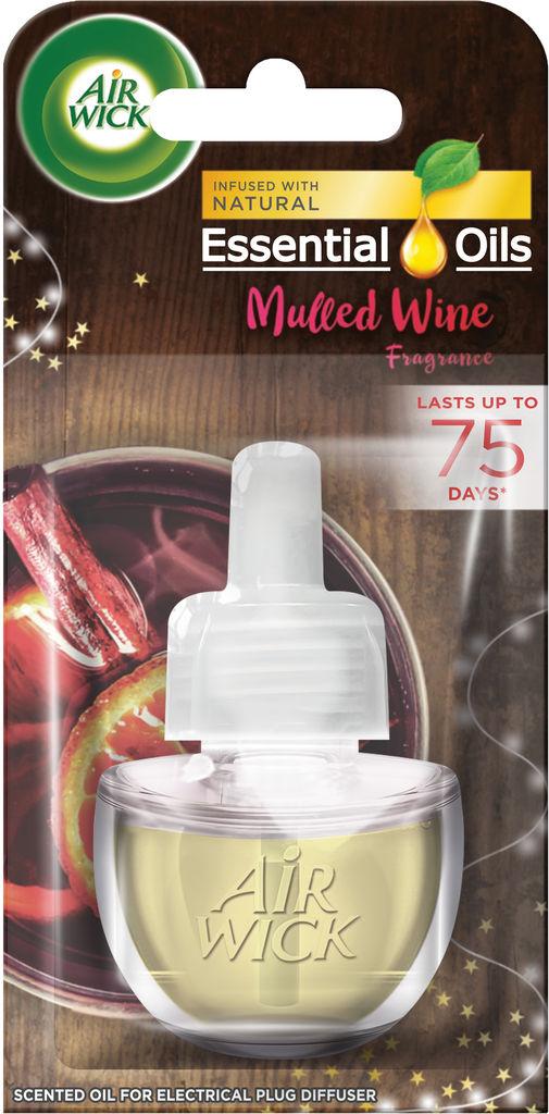 Polnilo Airwick, elekt., Mulled wine, 19ml