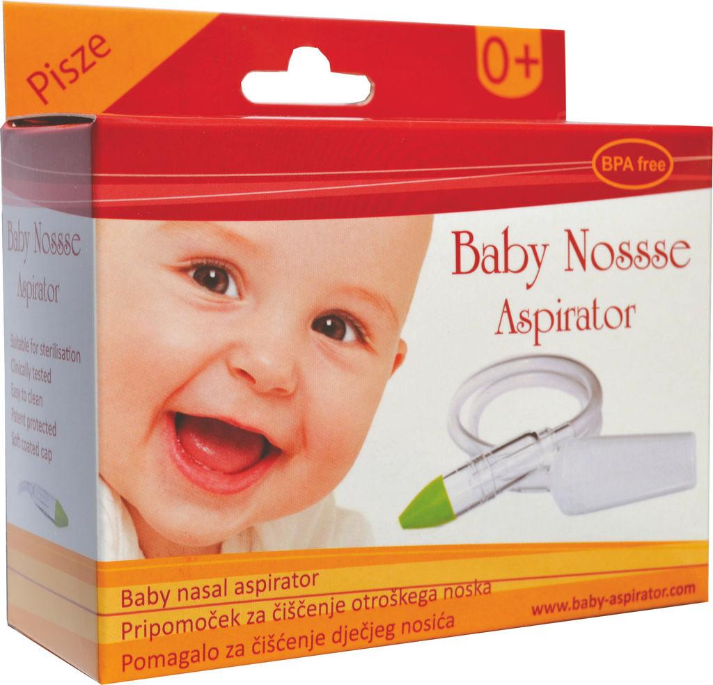 Aspirator Baby Nossse