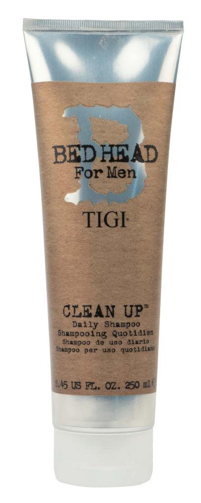 Šampon za lase Tigi, moški clean up, 250ml
