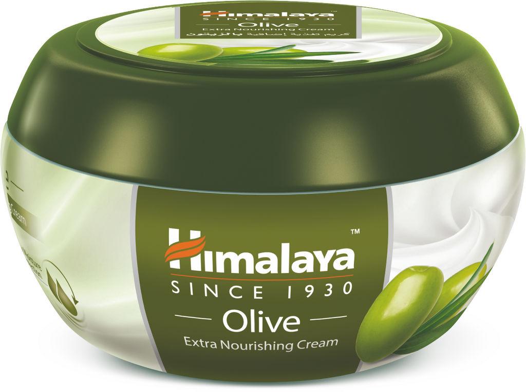 Krema Himalaya, Olive, extra nourishing, 150 ml