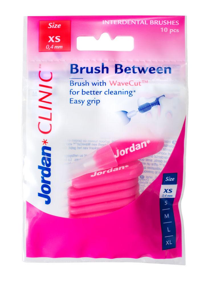Medzobna šč.Jordan, roza, 0,4mm, XS, 10/1