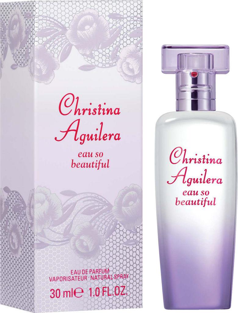 Parfumska voda Christina Aguilera, Eau So beautiful, 30ml