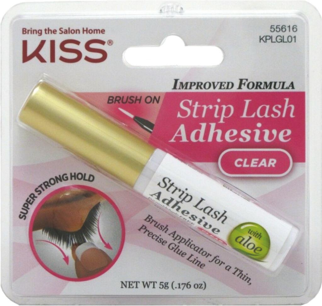 Lepilo Kiss za umetne trepalnice, KPLGL01